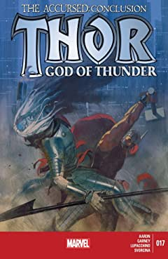 Thor: God of Thunder No.17