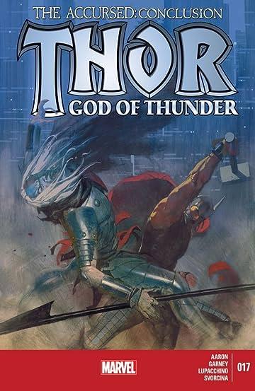 Thor: God of Thunder No.17