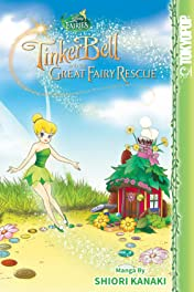 Disney Manga: Fairies - Tinker Bell and the Great Fairy Rescue Tome 5