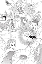 Disney Manga: Fairies - Tinker Bell and the Great Fairy Rescue Vol. 5