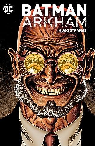 Batman Arkham: Hugo Strange