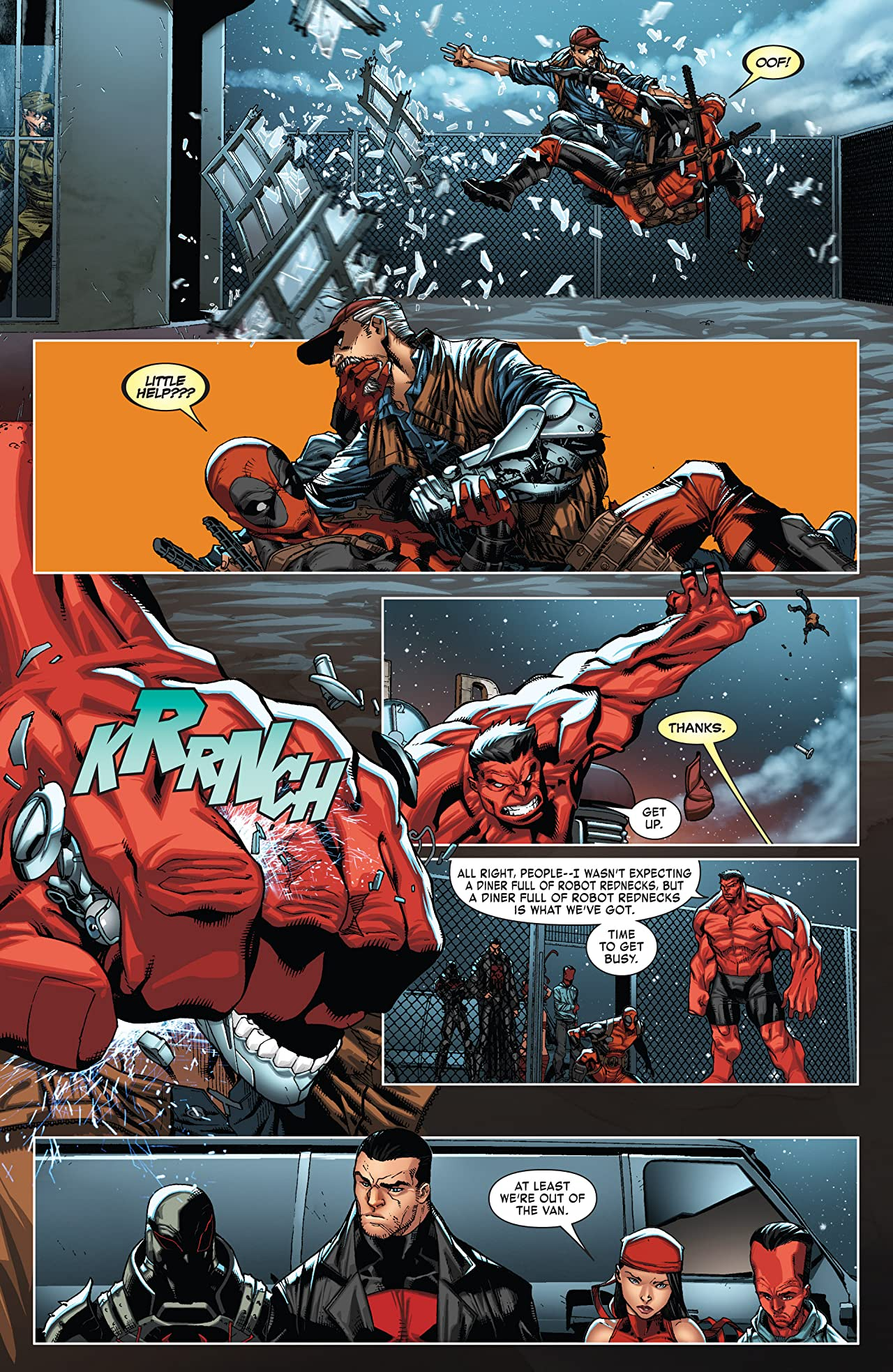 Thunderbolts (2012-2014) #20.NOW