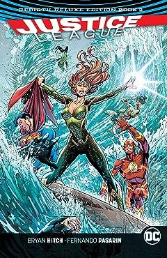 Justice League: The Rebirth Deluxe Edition - Book 2