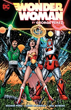 Wonder Woman by George Perez  Vol. 3