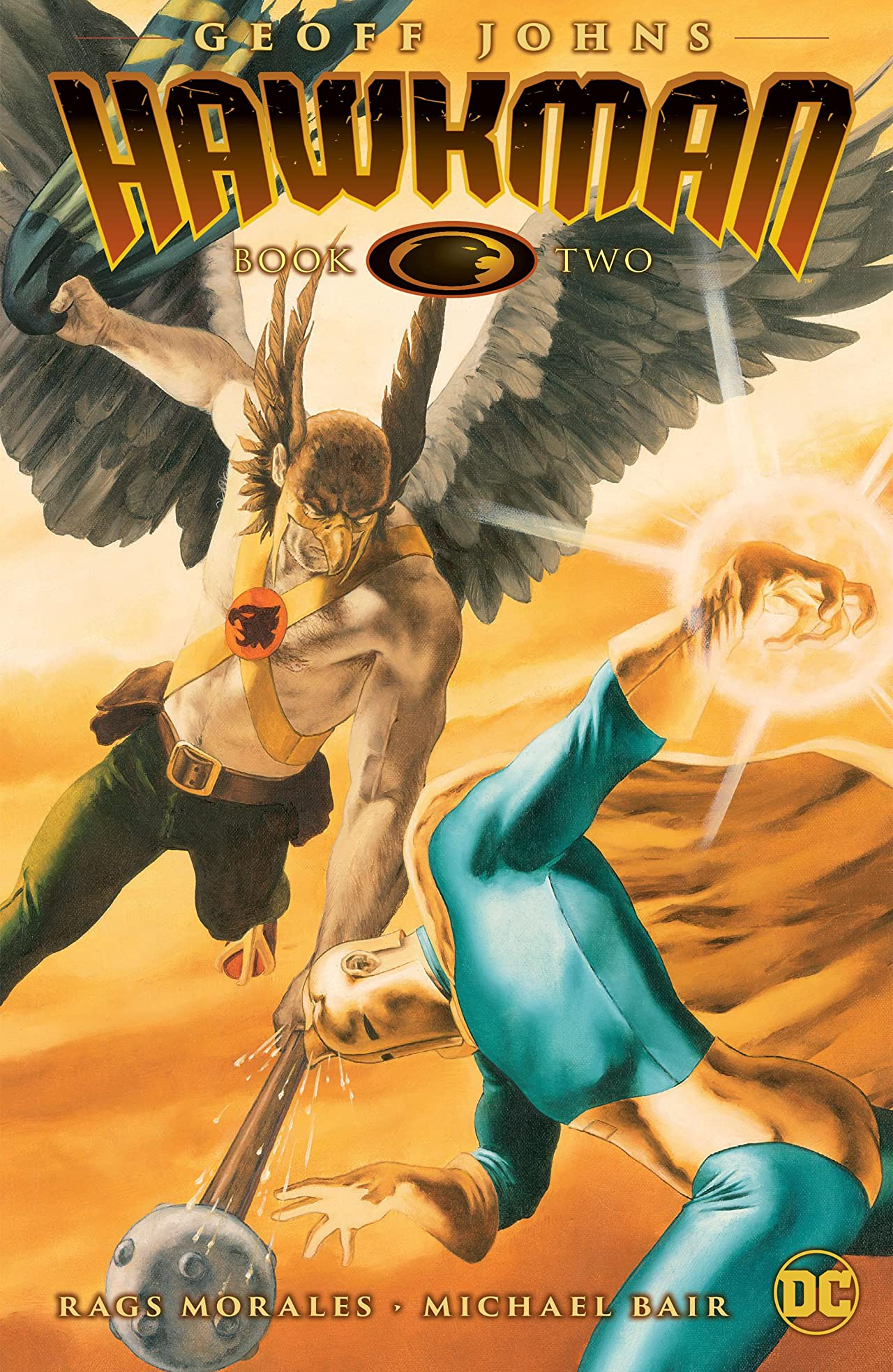 Hawkman by Geoff Johns Book Two