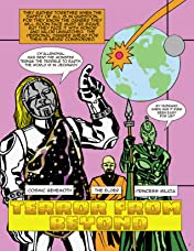 Bustillo Publishing Presents Vol. 2: Cosmic Behemoth