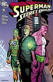 Superman: Secret Origin #5 (of 6)