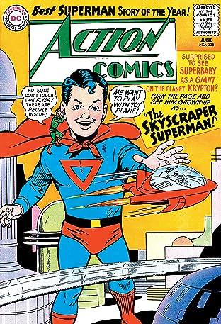 Action Comics (1938-2011) #325