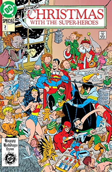 Christmas with the Super-Heroes (1988) #2