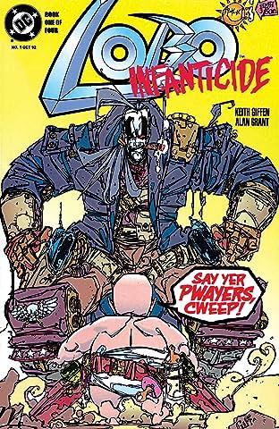 Lobo: Infanticide (1992) #1