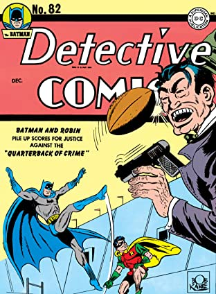 Detective Comics (1937-2011) #82