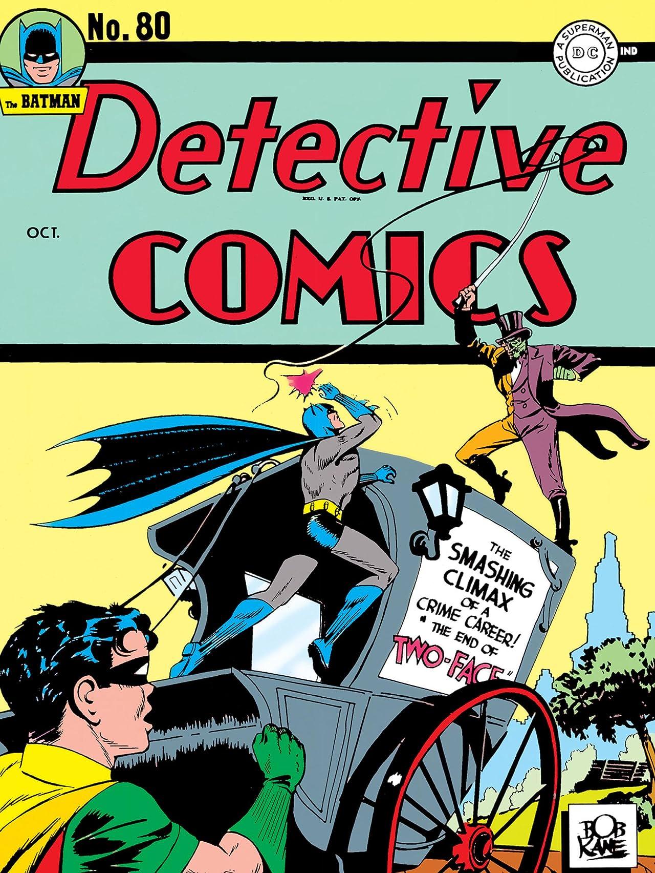 Detective Comics (1937-2011) #80