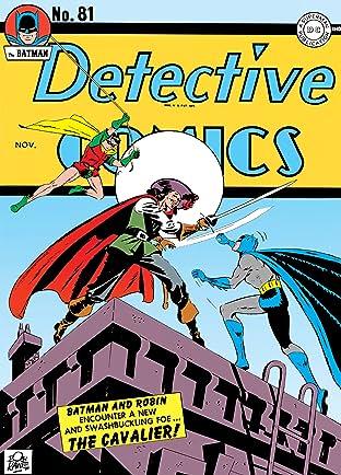 Detective Comics (1937-2011) #81