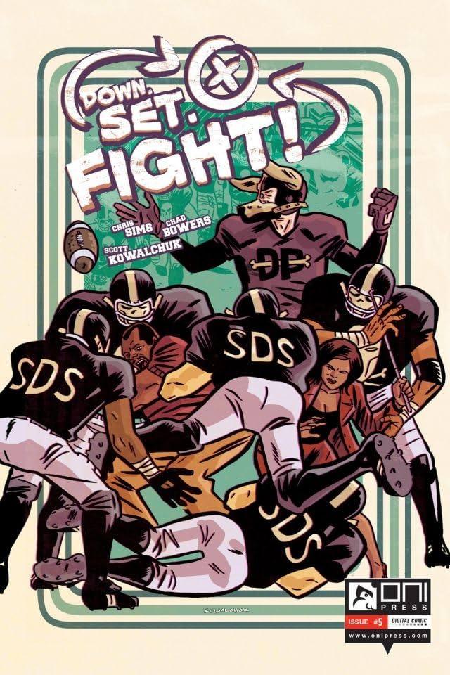 Down Set Fight #5