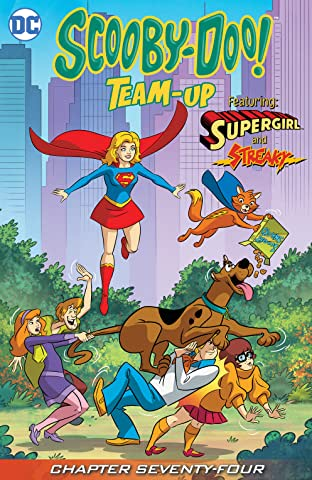 Scooby-Doo Team-Up (2013-) #74