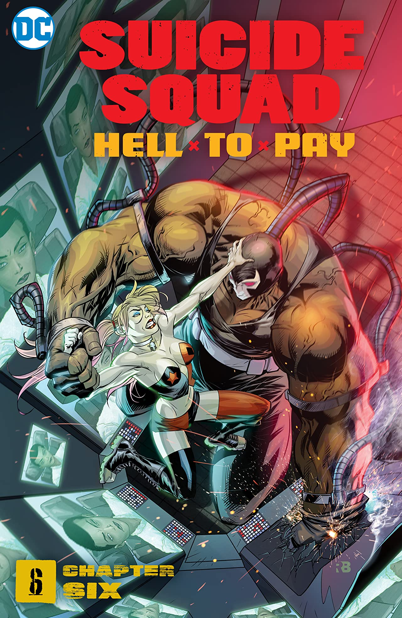 Suicide Squad: Hell to Pay (2018) #6