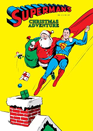 Superman's Christmas Adventure (1940) No.1