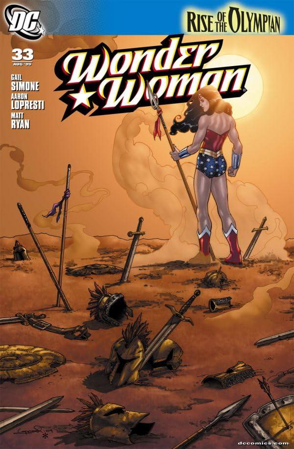 Wonder Woman (2006-2011) #33