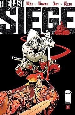 The Last Siege #1