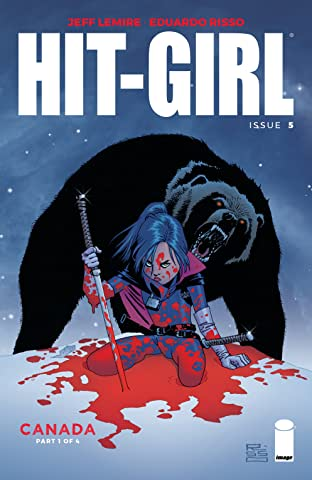 Hit-Girl No.5