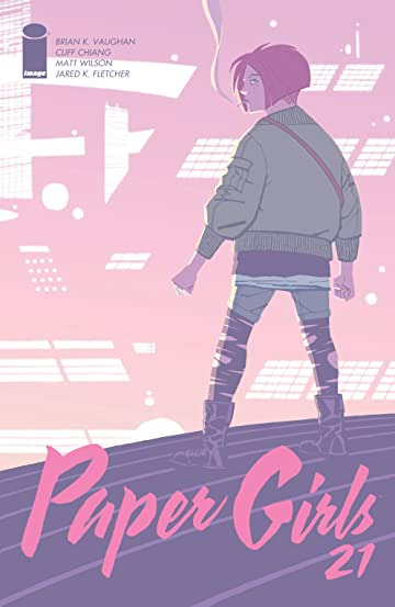 Paper Girls No.21