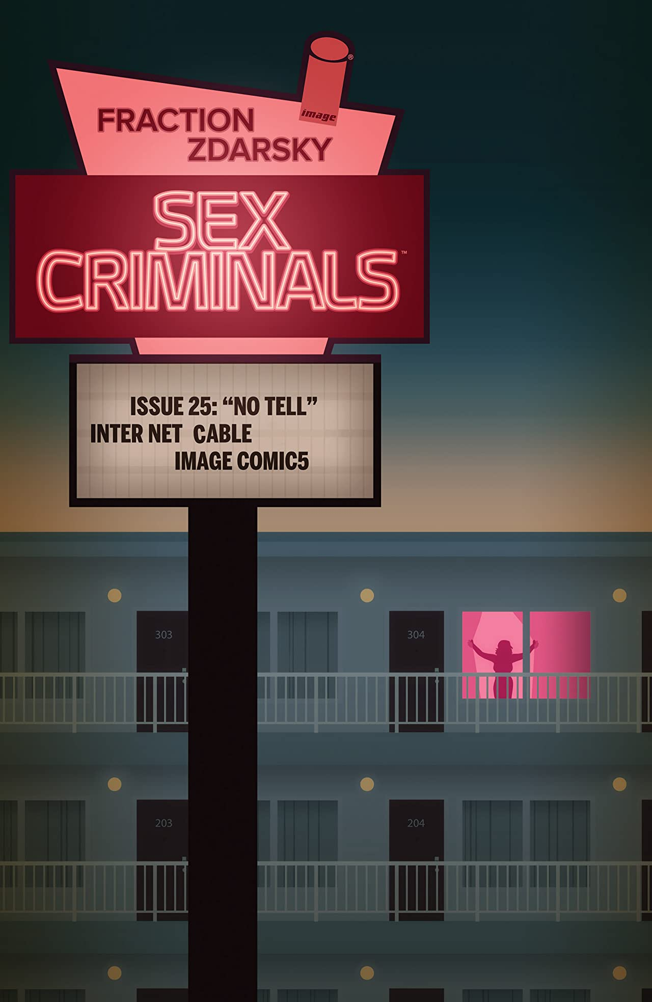 Sex Criminals No.25