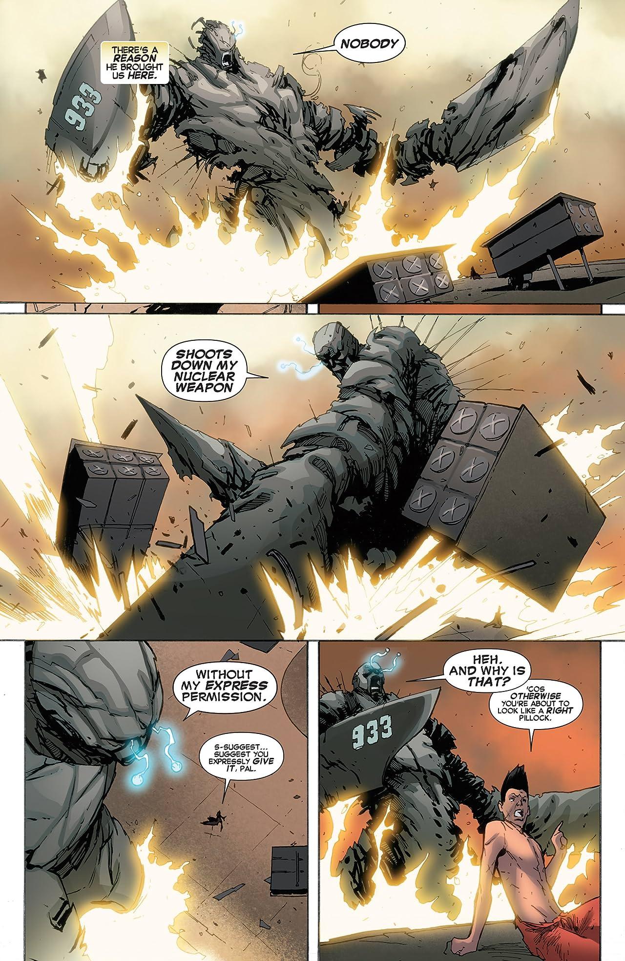 X-Men: Legacy (2012-2014) #22