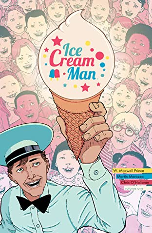 Ice Cream Man Tome 1: Rainbow Sprinkles