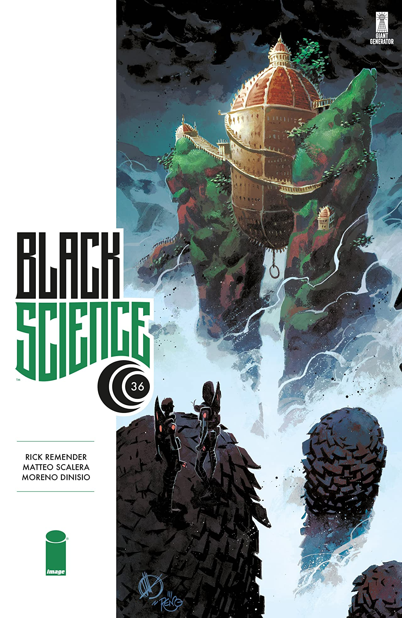 Black Science No.36