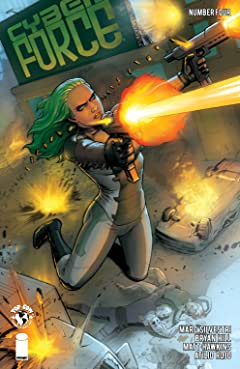 Cyber Force (2018-) #4
