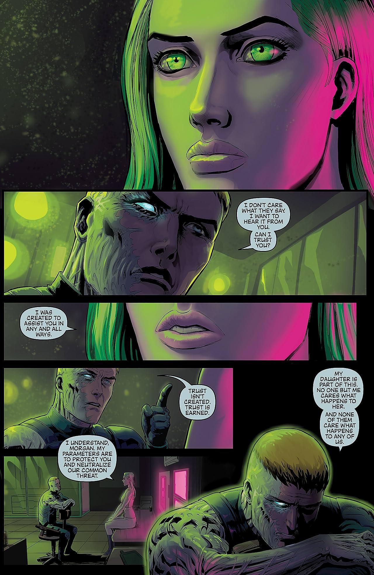 Cyber Force (2018-) #4