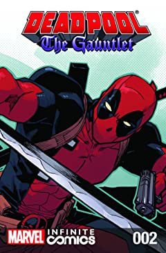 Deadpool: The Gauntlet Infinite Comic #2