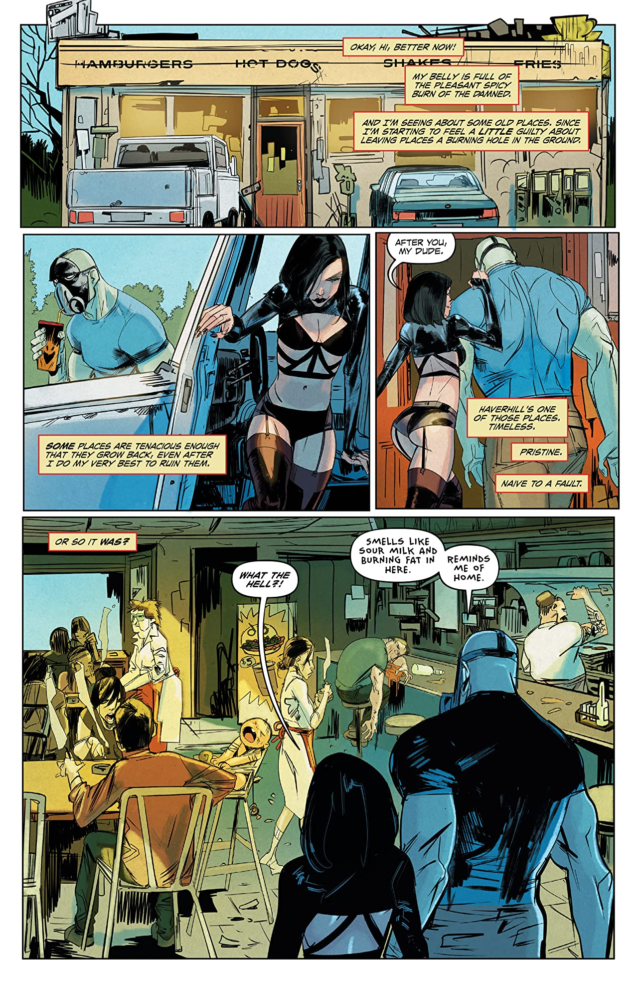 Hack/Slash: Resurrection #8