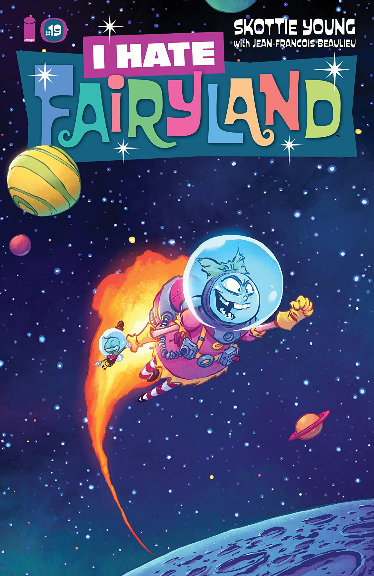 I Hate Fairyland No.19