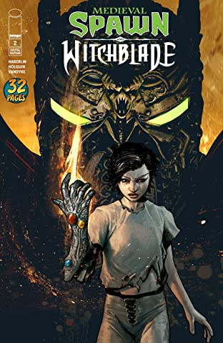 Medieval Spawn and Witchblade No.2
