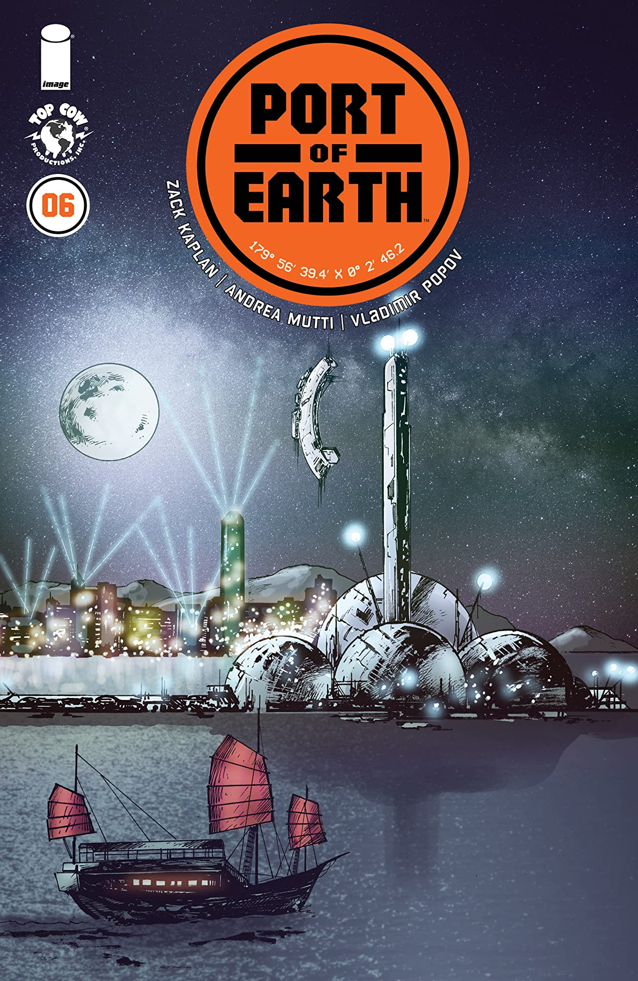 Port Of Earth #6