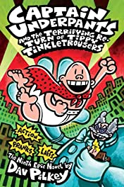 Captain Underpants and the Terrifying Return of Tipply Tinkletrousers