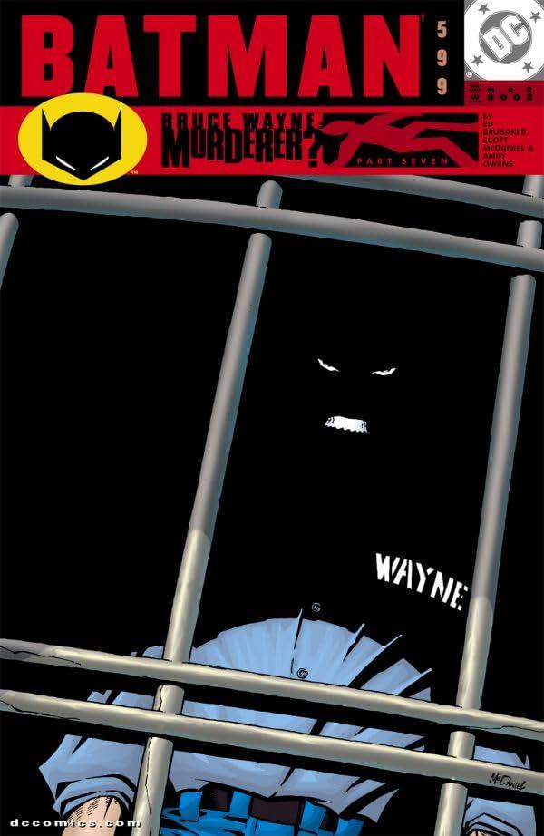 Batman (1940-2011) #599