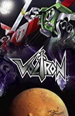 Voltron Vol. 2: Ten Lions