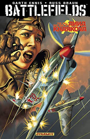 Battlefields Vol. 8: The Fall and Rise of Anna Kharkova