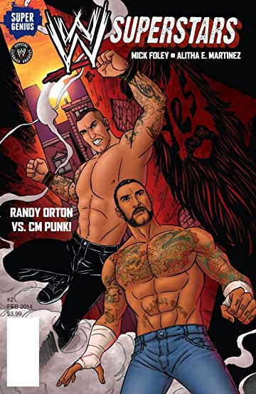 WWE Superstars #2