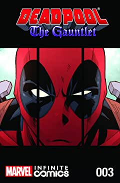 Deadpool: The Gauntlet Infinite Comic #3