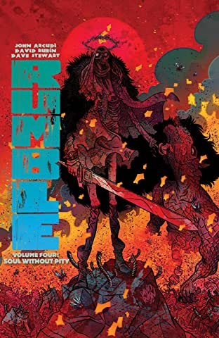 Rumble Tome 4: Soul Without Pity
