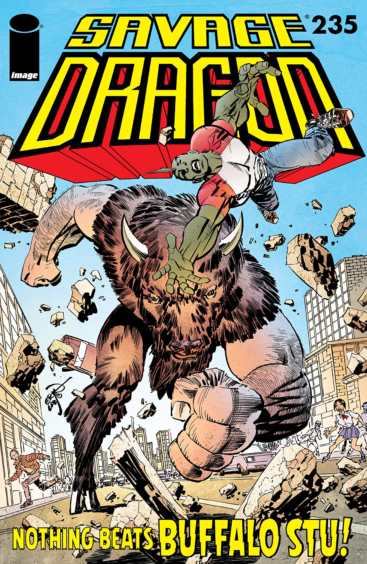 Savage Dragon #235