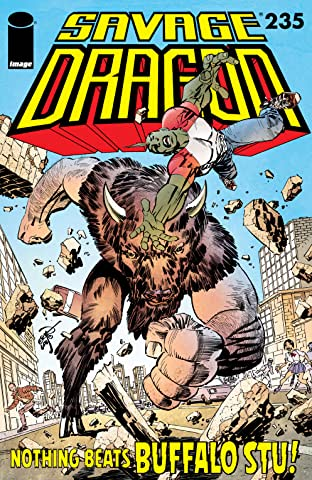 Savage Dragon No.235