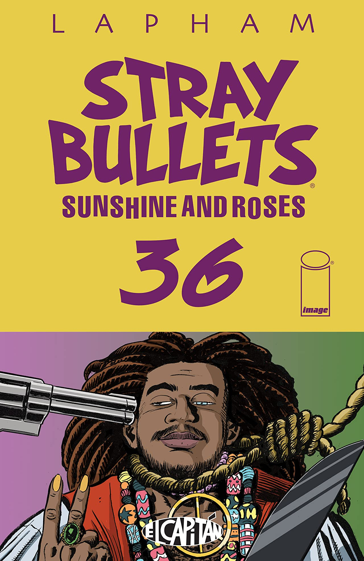 Stray Bullets: Sunshine & Roses No.36
