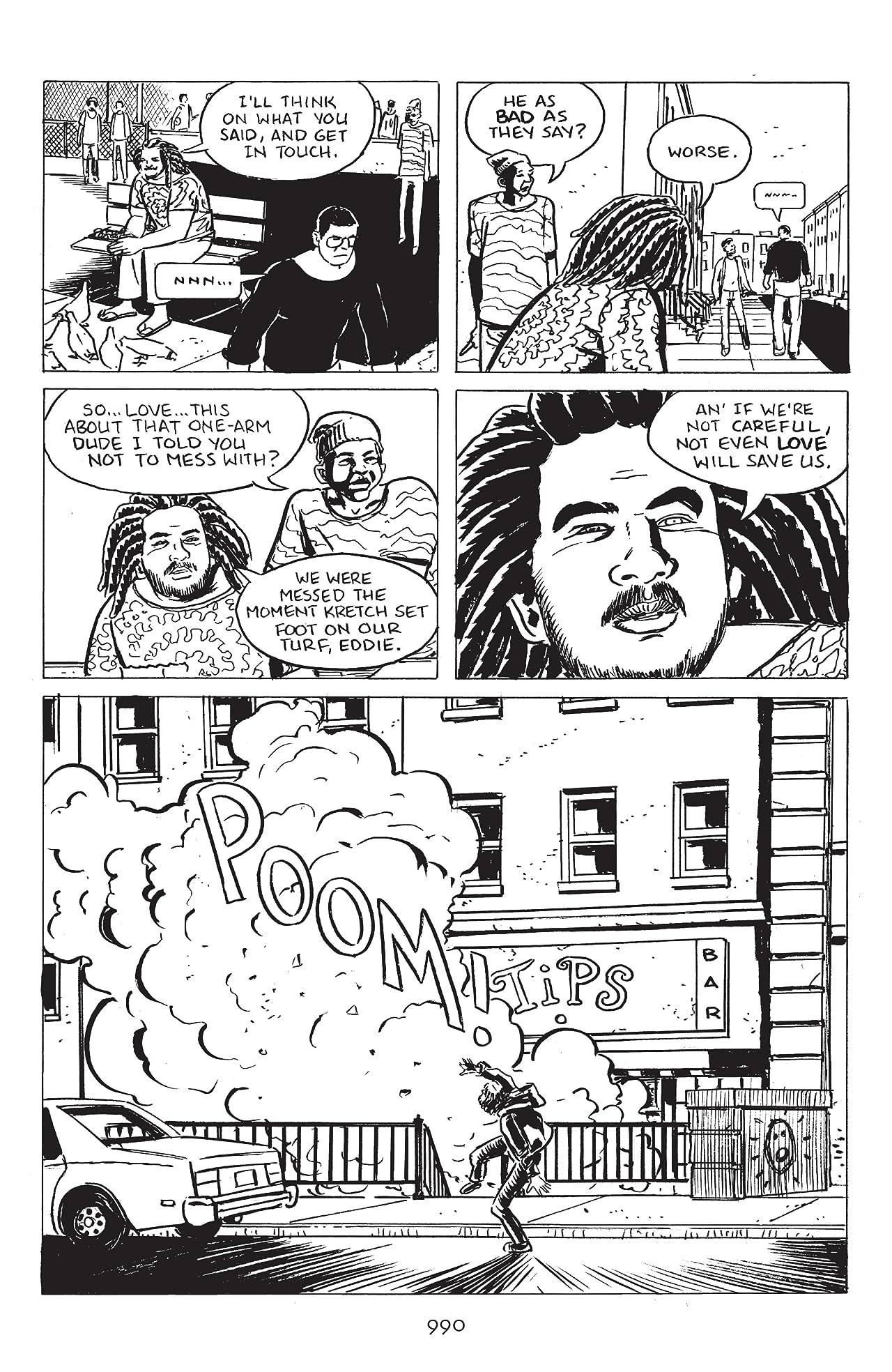 Stray Bullets: Sunshine & Roses #36
