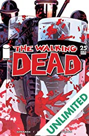 The Walking Dead #25