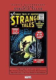Atlas Era Strange Tales Masterworks Vol. 5