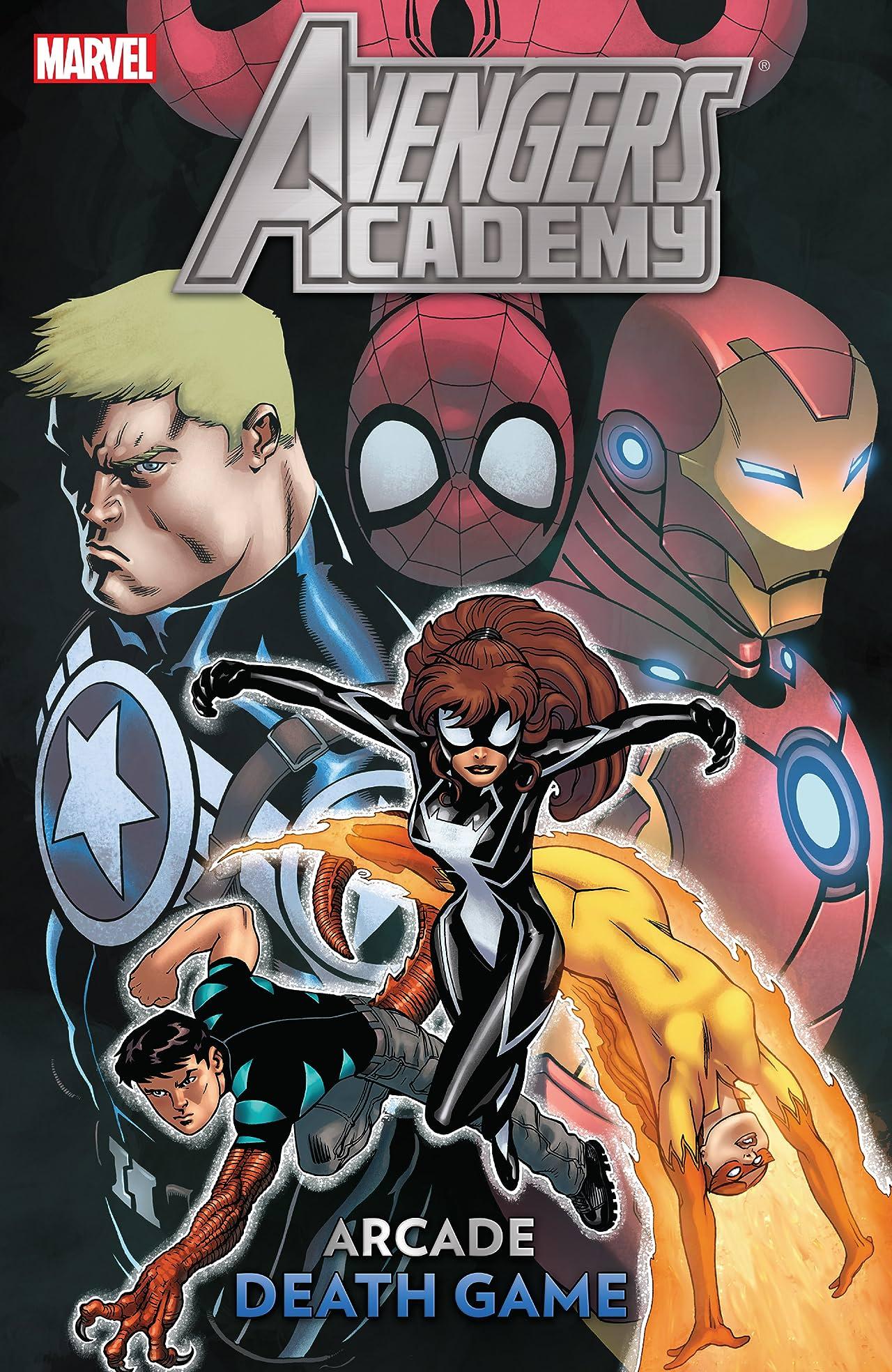 Avengers Academy: Arcade - Death Game